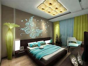 Deco Chambre A Coucher : 15 d corations couleurs pour une chambre coucher unique ~ Teatrodelosmanantiales.com Idées de Décoration