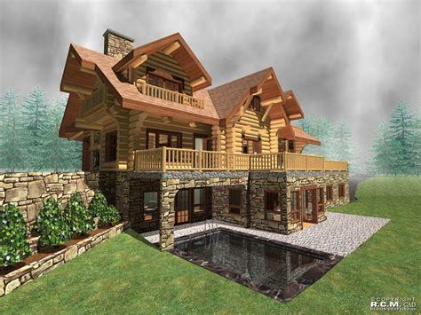 Log Cabin Builders Colorado » Design And Ideas