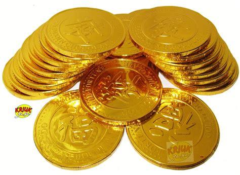 jual coklat koin emas ukuran besarr satuan  bukalapak
