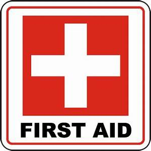 First Aid Signs, First Aid Kit Sign