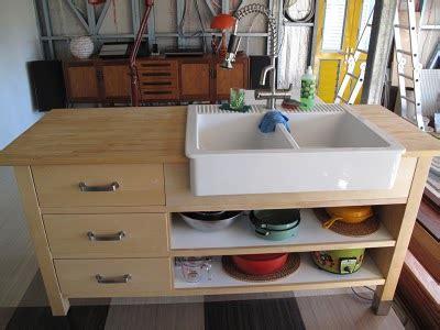 Domsjo Single Sink Unit by Domestic Bliss Thanks To Varde Domsjo Sink Hack Ikea