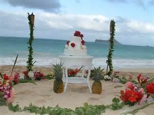 hawaiian wedding hawaii wedding cakes creations works designs