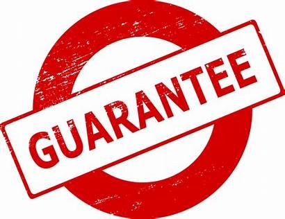 Warranty Stamp Clipart Transparent Guarantee Webstockreview