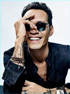 Marc Anthony is Cool Vision for Billboard, Talks Miami
