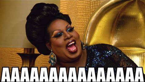 Rupaul Memes - the shade of it all latrice royale exits rupaul s drag race unfiltered pop