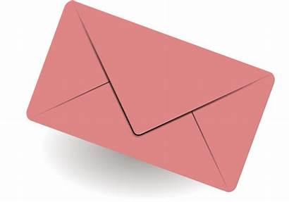 Envelope Mail Letter Clipart Clip Office Vector