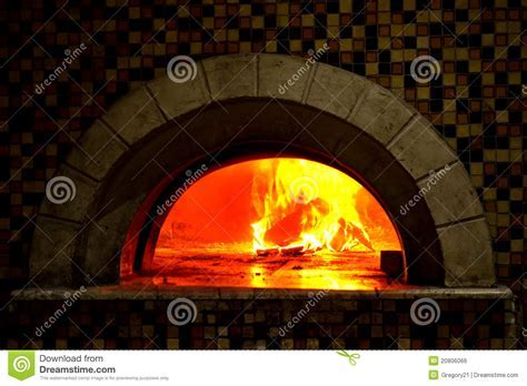 Wood Fired Pizza Oven Royalty Free Stock Image   Image