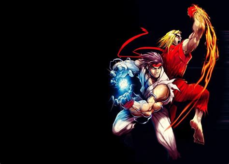 Street Fighter Ryu Hadouken Pictures  Gaming Hd Wallpaper