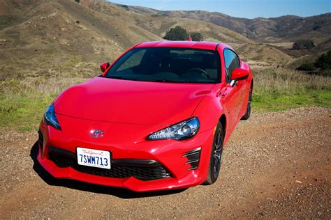 toyota two seater sports car 2017 toyota 86 review roadshow