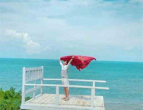hits wisata teras kaca pantai nguluran jogja lokasi