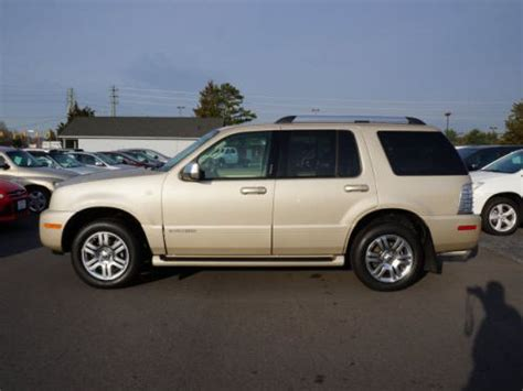 how do cars engines work 2007 mercury mountaineer parking system buy used 2007 mercury mountaineer premier in 1701 e 11th st siler city north carolina united