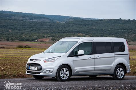 ford tourneo grand connect prueba ford tourneo connect tdci 115 cv exterior e interior