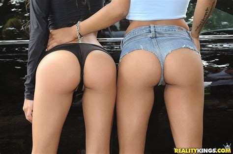 Veronica Rodriguez And Guiliana Alexis In 8th Street Latinas