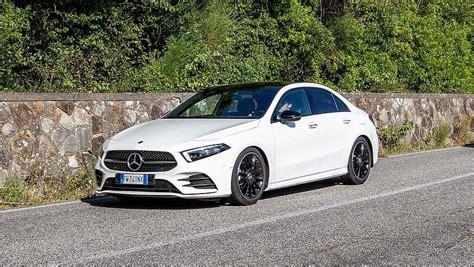 Congelatori pozzetto classe a +++. Mercedes Classe A Sedan, svolta estetica. - L'Automobile