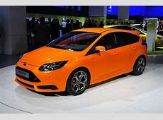 WOW! Ford Focus mk3 ST in colour of ST mk2 Electric