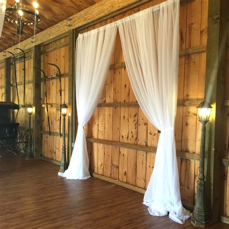 Backdrop Pipe And Drape - 8 by 10 sheer pipe drape backdrop price rentals events