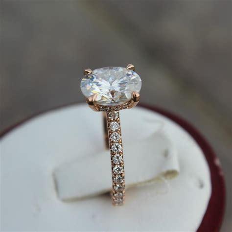 2 00 carat halo engagement ring jewelers