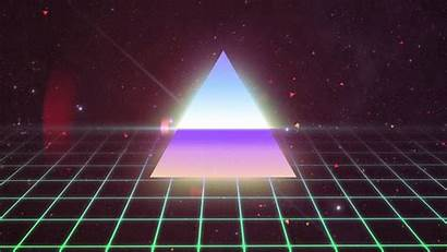 80s Synthwave Vaporwave Retro Background Wallpapers 1080p