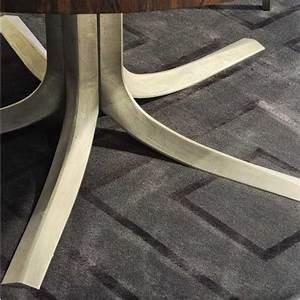 tapis design gris large choix de textures et de matieres With tapis jaune avec canapé haute gamme
