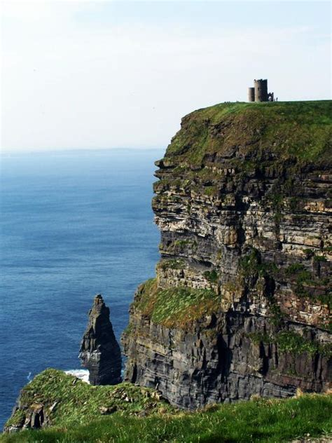 Ireland Cliffs of Moher Tower