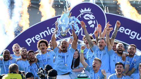 [16+] Manchester City Premier League Champions 2019 ...