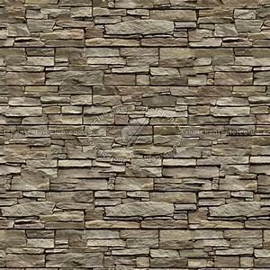 Stone cladding internal walls texture seamless 08112