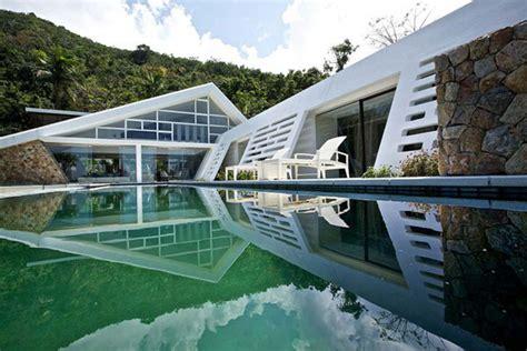 aqualina villa in koh samui thailand