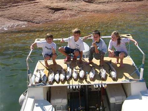 Fishing Boat Rentals Lake Powell by Lake Powell Fishing Guides Lake Powell Fishing Boats
