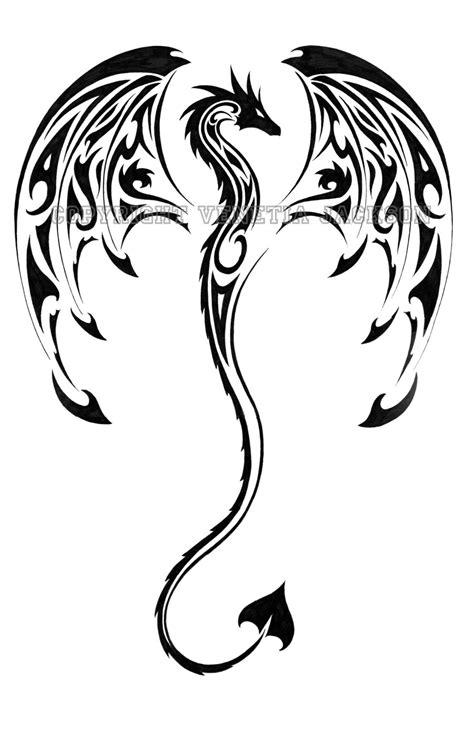 25 Breathtaking Dragon Tattoos Designs for You - The Xerxes