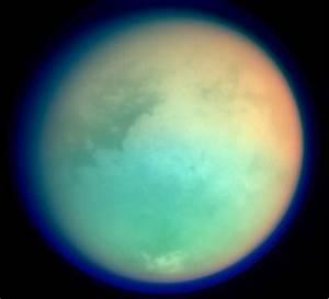 APOD: 2004 October 28 - Tantalizing Titan