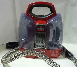 Bissell 52074 Red Collection Spotclean Proheat Portable