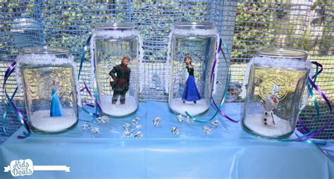 disney frozen table centerpiece kids and deals disney frozen birthday party