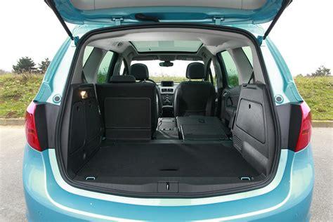 voiture 3 sieges auto タ l arriere meriva le petit monospace qui voit plus grand photo 13 l 39 argus