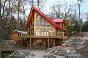 Prefab Log Cabin Homes