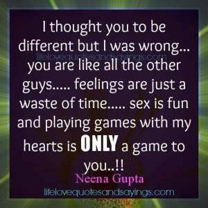 No Time For Mind Games Quotes