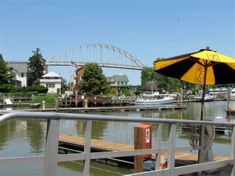 marina deck city md menu summer picture of chesapeake inn restaurant and
