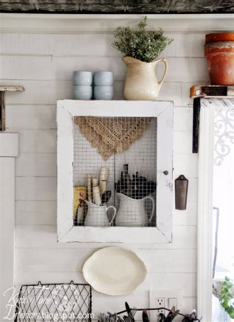 Diy Decorating Ideas For Kitchen by 15 Diy Farmhouse Decor Ideas To Update Your