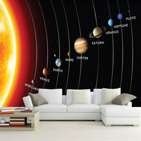 Untuk membuatnya perlu dibuat sketsa pemandangannya dulu supaya mudah. Lukisan Mural Tentang Planet Lusr Angkasa / Luar angkasa lebih hangat daripada dugaan awalku ...