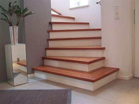 offene treppe nachträglich schließen treppe mit setzstufen das noriplana bautagebuch treppe firma haubner treppen gerade holztreppe