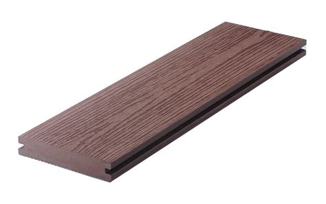 mm  mm solid wpc decking techwoodn