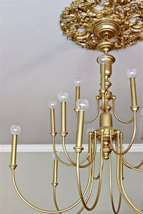 cool diy chandelier makeovers  transform  room