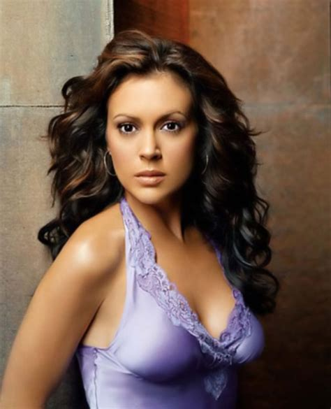 Alyssa - Alyssa Milano Photo (527464) - Fanpop
