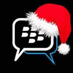 gambar animasi dp bbm pohon natal bergerak terbaru
