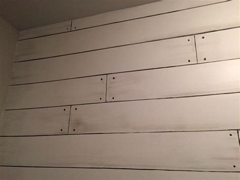 Faux Shiplap Wall by Faux Shiplap Dc Metro By Precision Paint Creations