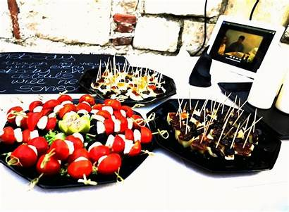 Finger Party Foods Platters Birthday Parties 21st