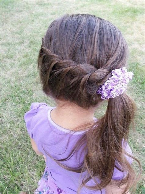 25 best ideas about cute little girl hairstyles on