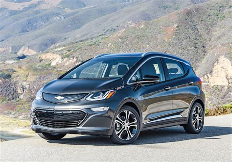 Chevrolet Bolt 2016 by Chevy Bolt One Of Nine Finalists For American Car