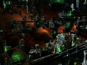 Borg Space Station - Pics about space
