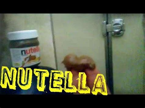 german nutella bathroom prank broma de nutella en el ba 241 o nutella bathroom prank