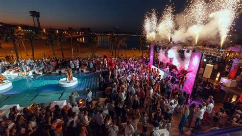 W Barcelona Wet® Deck Summer Series 2017 Opening Party